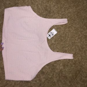 Express NWT crop top size S